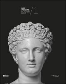 Le sculture del Palazzo Nuovo. Musei Capitolini. Vol. 1 - copertina