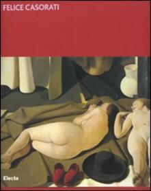 Felice Casorati. Dipingere il silenzio. Catalogo della mostra (Ravenna, 1 aprile-15 giugno 2007) - copertina
