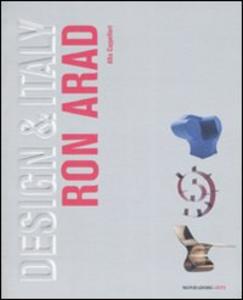 Libro Ron Arad Alba Cappellieri
