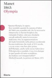 Manet 1863: Olympia