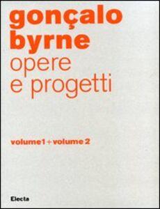 Foto Cover di Gonçalo Byrne. Opere e progetti, Libro di  edito da Mondadori Electa