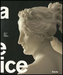 Canova e la Venere vincitrice. Catalogo della mostra (Roma, 18 ottobre 2007-3 febbraio 2008) - copertina
