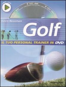 Antondemarirreguera.es Golf. Ediz. illustrata. Con DVD Image