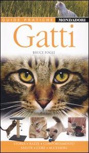 Libro Gatti Bruce Fogle
