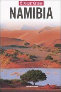 Foto Cover di Namibia, Libro di  edito da Mondadori Electa