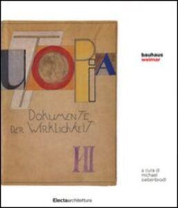 Libro Bauhaus Weimar