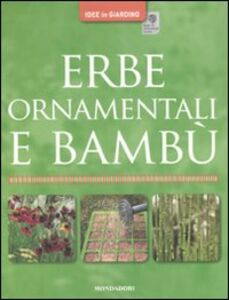 Libro Erbe ornamentali e bambù Jon Ardle