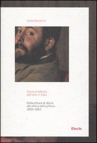 Image of Storia moderna dell'arte in Italia. Dalla pittura di storia alla storia della pittura (1859-1883)