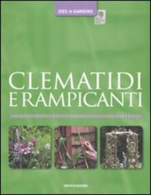 Ipabsantonioabatetrino.it Clematidi e rampicanti Image