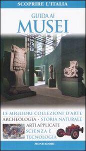 Libro Guida ai musei 2009 Gabriele Crepaldi