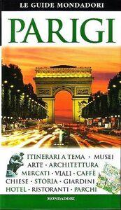 Foto Cover di Parigi, Libro di  edito da Mondadori Electa