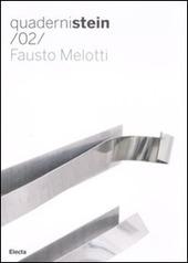 Fausto Melotti. Ediz. italiana e inglese