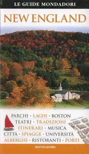 Foto Cover di New England, Libro di  edito da Mondadori Electa