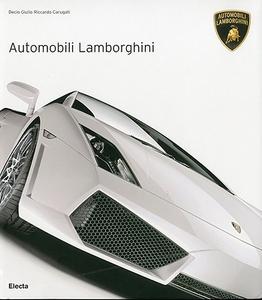 Libro Lamborghini. Ediz. inglese Decio G. Carugati
