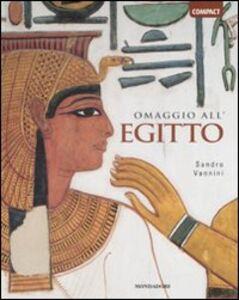 Libro Omaggio all'Egitto Sandro Vannini