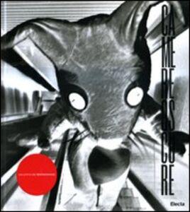 Foto Cover di Camere oscure. Ediz. italiana e inglese, Libro di Valerio De Berardinis, edito da Mondadori Electa