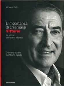 Winniearcher.com L' importanza di chiamarsi Vittorio Image