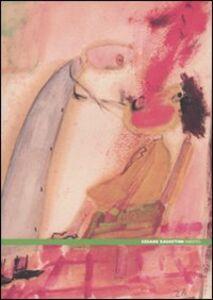 Libro Cesare Zavattini inedito. Ediz. italiana e inglese
