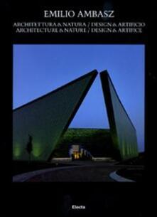 Listadelpopolo.it Architettura & natura. Design e artificio-Architecture & nature. Design & artifice. Ediz. bilingue Image