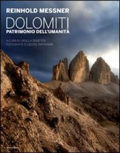 Dolomiti. Patrimonio dell'umanità