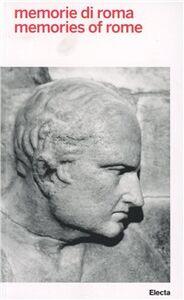 Foto Cover di Memorie Roma. Basilica Emilia, Libro di M. Antonietta Tomei, edito da Mondadori Electa
