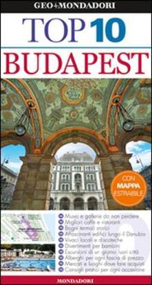 Budapest - copertina