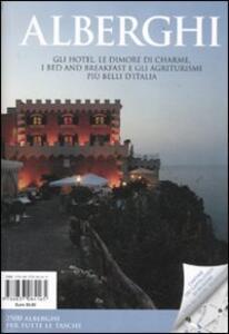 Libro Alberghi P. Attilio Chiarabini