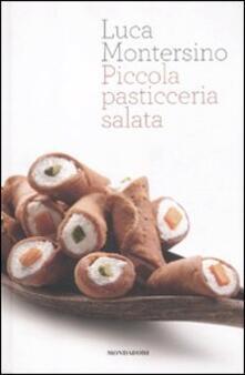 Piccola pasticceria salata - Luca Montersino - copertina