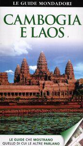 Foto Cover di Cambogia e Laos, Libro di  edito da Mondadori Electa