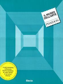 Il museo dell'arte - copertina