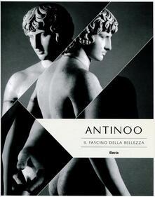 Antinoo. Il fascino della bellezza. Catalogo della mostra (Tivoli, 4 aprile-4 novembre 2012) - copertina