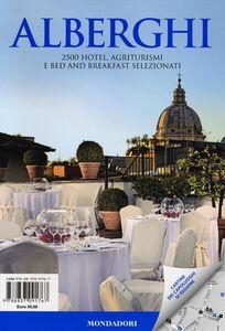 Libro Alberghi 2012 P. Attilio Chiarabini
