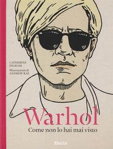 Aboutschuster.de Warhol. Come non lo hai mai visto Image