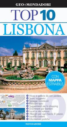 Lisbona - copertina