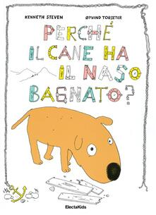 Writersfactory.it Perché il cane ha il naso bagnato? Image