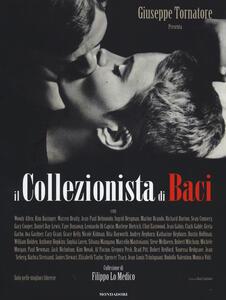 Il collezionista di baci - Giuseppe Tornatore - copertina