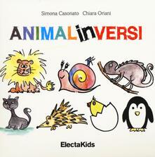 Grandtoureventi.it Animalinversi. Ediz. illustrata Image