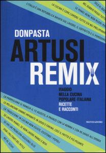 Libro Artusi remix Donpasta.selecter