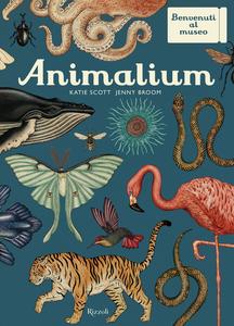 Libro Animalium. Il grande museo degli animali Katie Scott , Jenny Broom 0