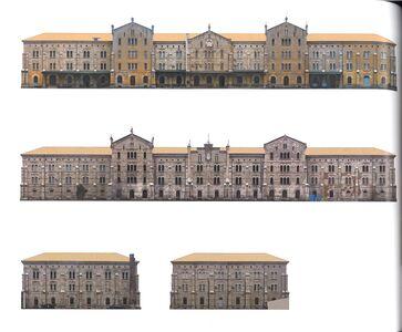 Libro L' architettura di Massimo Carmassi. La nuova sede dell'università di Verona. Restauro e riuso Marco Mulazzani 2