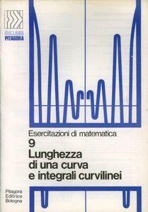 Libro Lunghezza di una curva e integrali curvilinei Guido Casadio