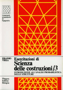 Libro Esercitazioni di scienza delle costruzioni. Vol. 3 Erasmo Viola