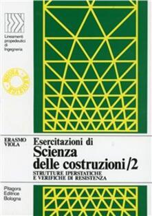 Radiospeed.it Esercitazioni di scienza delle costruzioni. Vol. 2 Image