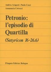 Petronio: l'episodio di Quartilla (Satyricon 16-26.6)