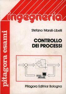 Foto Cover di Controllo dei processi, Libro di Stefano Marsili Libelli, edito da Pitagora