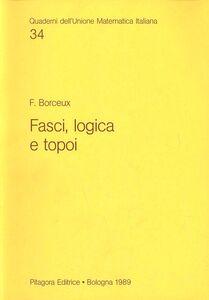 Libro Fasci, logica e topoi Francis Borceux