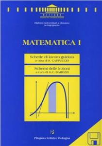 Libro Matematica 1 Sebastiano Cappuccio , G. Cesare Barozzi
