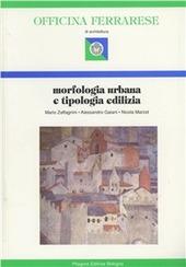 Morfologia urbana e tipologia edilizia