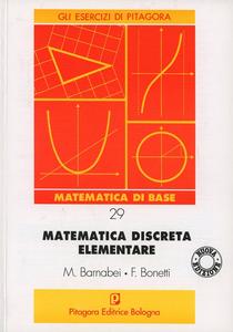 Libro Matematica discreta elementare Marilena Barnabei , Flavio Bonetti