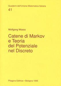 Catene di Markov e teoria del potenziale nel discreto